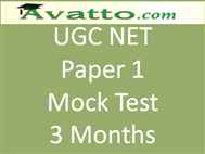 Compare UGC NET Paper1 Mock Test 3 at Compare Hatke
