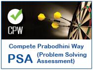 PSA (Problem solving assessment) Test Series