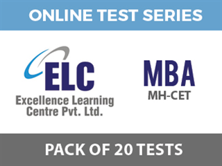 MHCET Test Series - Pack 20