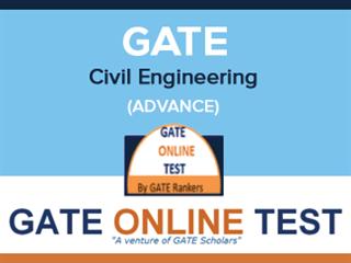 GATE Online Test Series: Civil Engg (Advance)