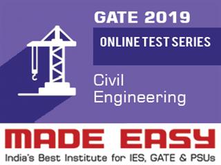 GATE Online Test Series 2019 (Civil)