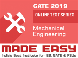 GATE Online Test Series 2019 (Mechanical)