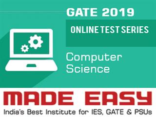 GATE Online Test Series 2019 (Computer Science)