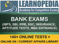 Online Test Series for Bank Exam and Online Library