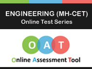 Online Test Series for Engineering MH-CET