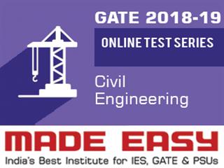 GATE 2019 Online Test Series + GATE 2018 Online Test Series (Civil)