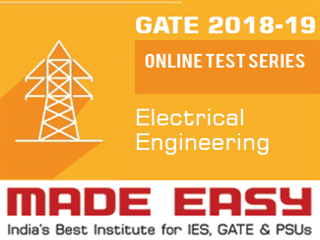 GATE 2019 Online Test Series + GATE 2018 Online Test Series (Electrical)
