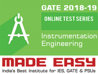 GATE 2019 Online Test Series + GATE 2018 Online Test Series (Instrumentation)