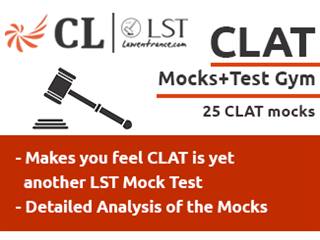 CLAT Mocks + Test Gym