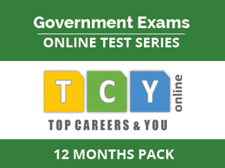 Government Exams Online Test Series 12 Months