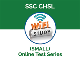 SSC CHSL Online Test Series (SMALL)