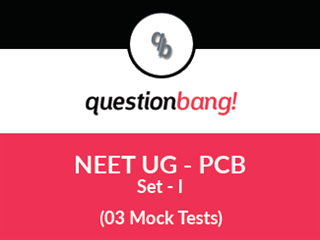 NEET UG – PCB Online Tests (Set – I)