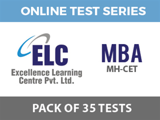 MBA MHCET Online Test Series - Pack of 35