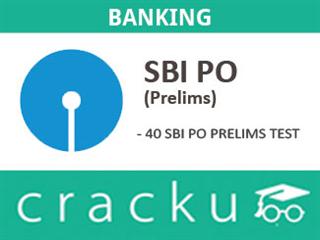 SBI PO Prelims Online Test Series