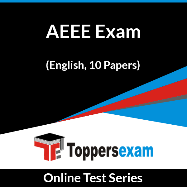 AEEE Exam Online Test Series (English, 10 Papers)