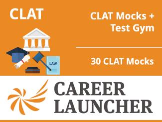 CLAT Mocks + Test Gym