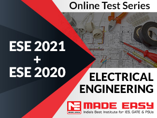 ESE 2020 + ESE 2019 Electrical Engineering Online Test Series