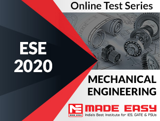 ESE 2020 Mechanical Engineering Online Test Series