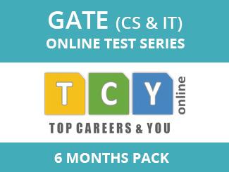 GATE CS & IT Online Test Series (6 Month Pack)