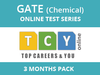 GATE Chemical Online Test Series (3 Months Pack)