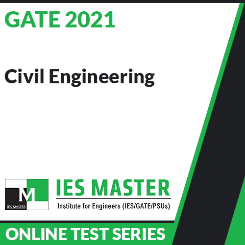 GATE 2021 Civil Engineering Online Test Series