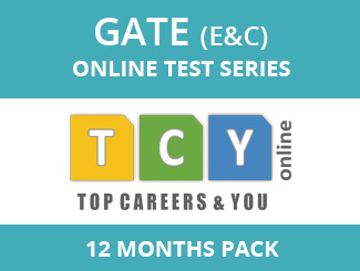 GATE E&C Online Test Series (12 Months Pack)