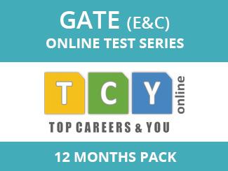 GATE E&C Online Test Series (12 Months Pack)