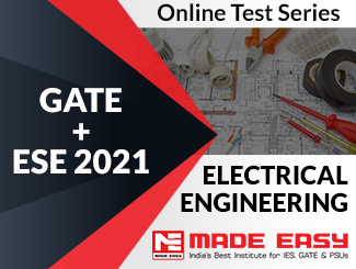 GATE + ESE 2020 Electrical Engineering Online Test Series