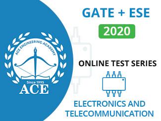 GATE + ESE 2020 Online Test Series EnTC Engineering