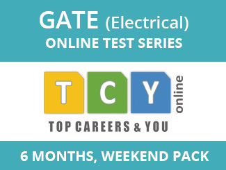 GATE Electrical Online Test Series (6 Months, Weekend Pack)