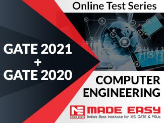 GATE 2020 + GATE 2019 Computer Science Engineering Online Test Series