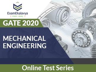GATE 2020 ME Online Test Series