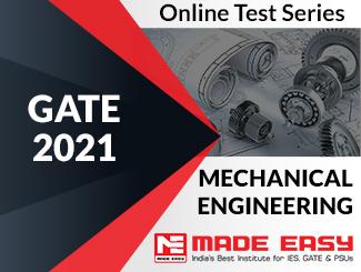 GATE 2020 Mechanical Engineering Online Test Series