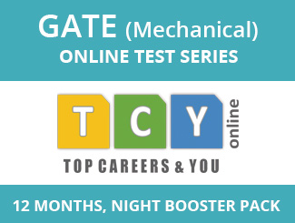 GATE Mechanical Online Test Series (12 Months, Night Booster Pack)