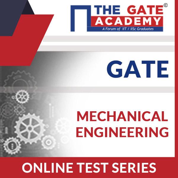 GATE Online Test Series-Mechanical Engineering