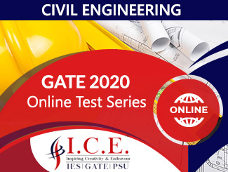 GATE 2020 Online Test Series for CE
