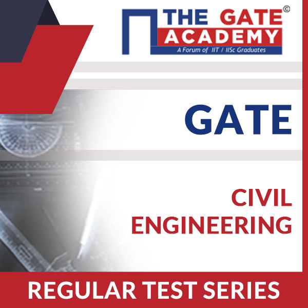 GATE Regular Test Series-Civil Engineering