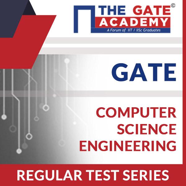 GATE Regular Test Series -Computer Science