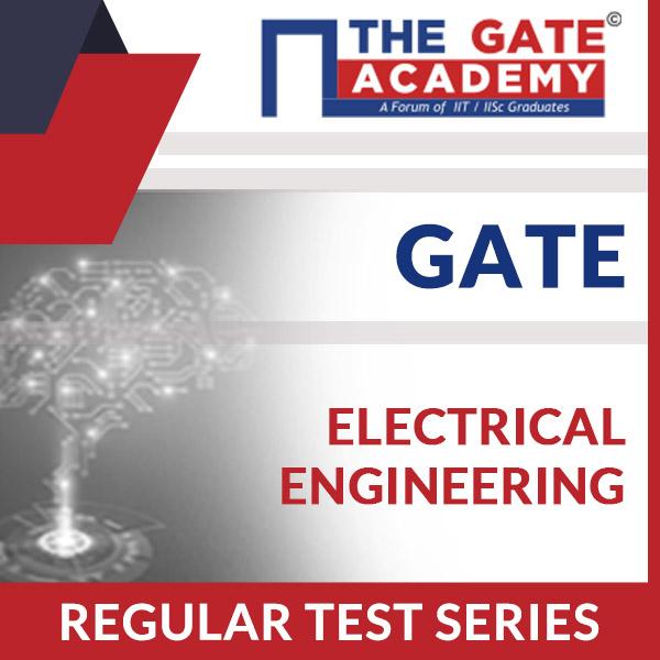 GATE Regular Test Series-Electrical Engineering