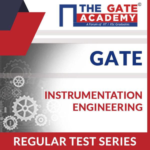 GATE Regular Test Series-Instrumentation Engineering