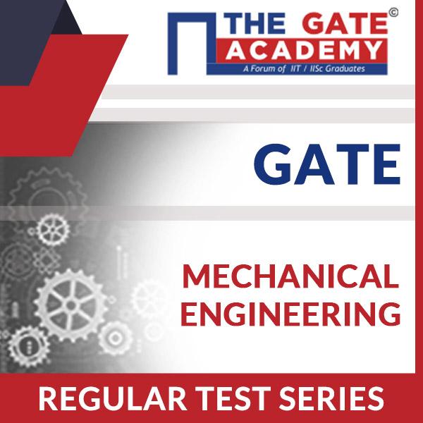 GATE Regular Test Series-Mechanical Engineering
