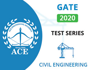 GATE Test Series 2020 for Civil Engg