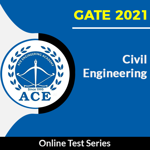 GATE Test Series 2021 for Civil Engineering