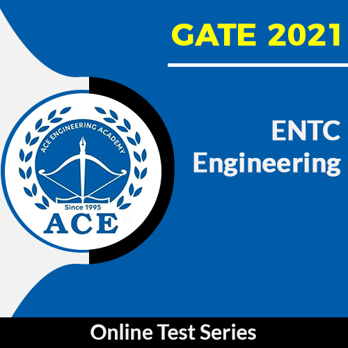GATE Test Series 2021 for EnTC Engineering