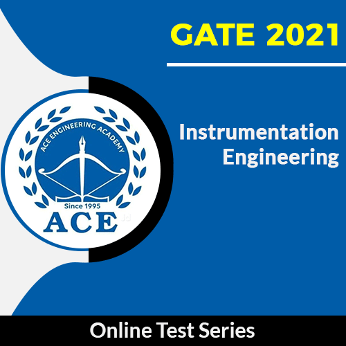 GATE Test Series 2021 for Instrumentation Engineering