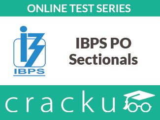 IBPS PO Sectionals Online Test Series