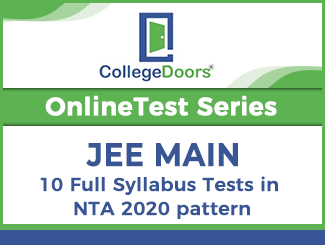 JEE Main Online Test Series (10 Tests)