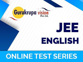 JEE Online Test Series (English)