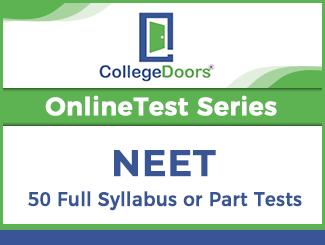 NEET Online Test Series (50 Tests)