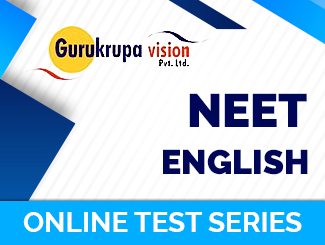 NEET Online Test Series (English)